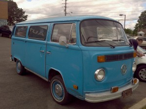 The Van before I purchased it