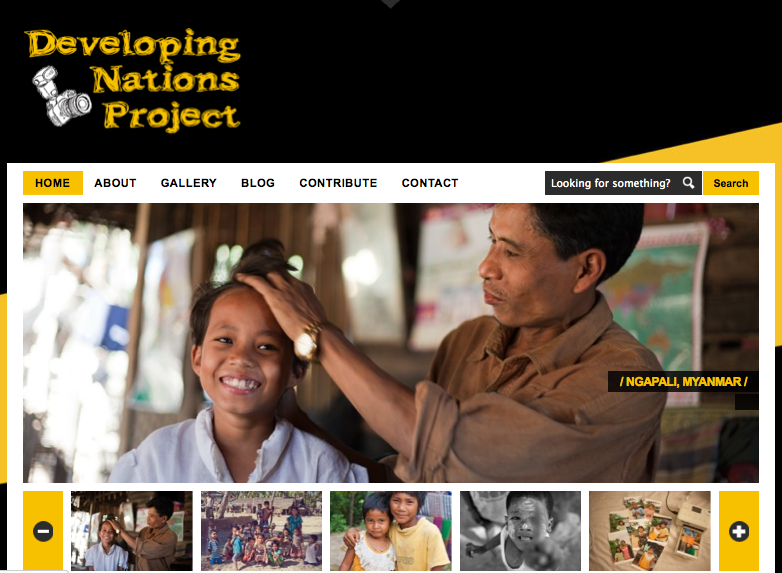 Developing Nations Project