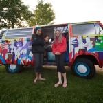 The hippie van crew