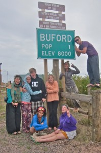 Buford Wyoming, Populacion 1!!