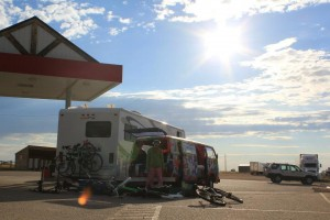 Gasolina Stacion en Buford, Wyoming