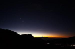 Sunrise at Bromo Volcano, East Java, Indonesia