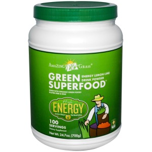 Amazing Grass Nutrition Supplement
