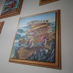 Awesome artwork at Santa Cruz