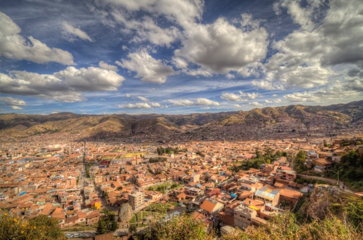 Cusco, Peru Photography by: Aaron Neilson-Belman