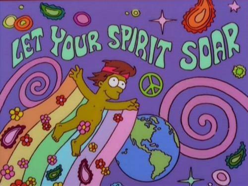 let your spirit soar!