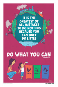 do what you can -sydney smith
