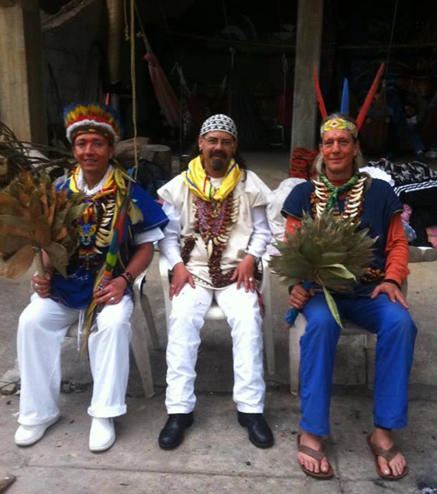 Yage ceremony