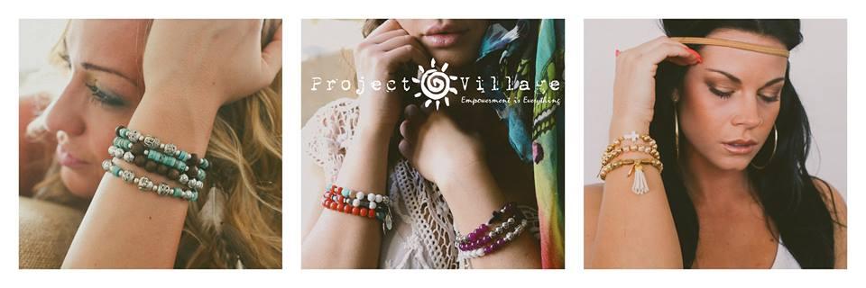 project village bracelets