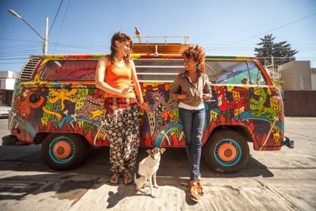 Morellia mexico road trip hippie