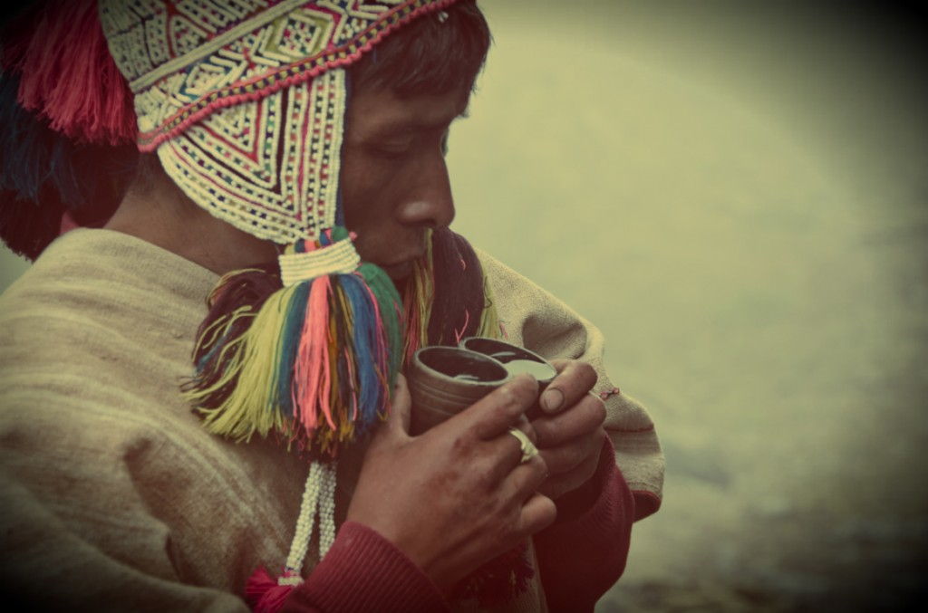 ayahuasca shaman peru