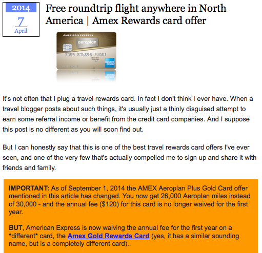 Originally found on: http://www.yyzdeals.com/free-roundtrip-flight-anywhere-in-north-america-amex-rewards-card-offer