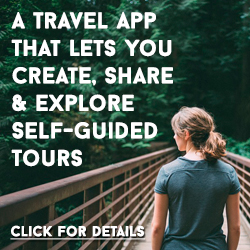 Create, share and explore self-guided tours
