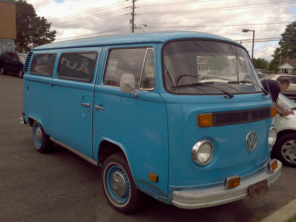 Blog | The Automobile I Always Wanted | HippieVanMan