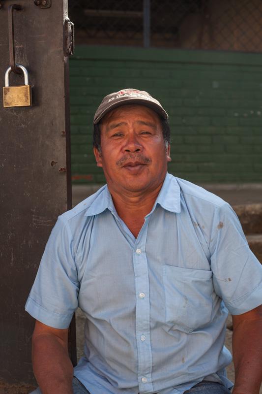 el salvador nicaragua hippie van manhippie van man